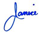 SignatureJaniceBlue
